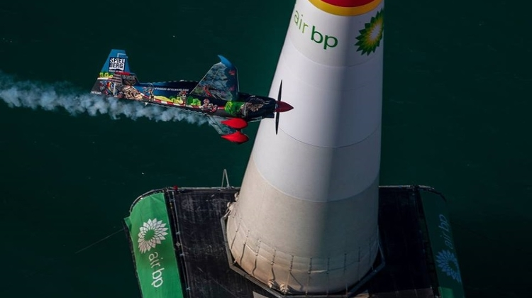 Red Bull Air Race, Lake Balaton, 13 – 14 July