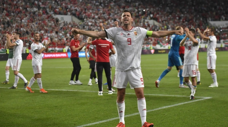 Hungary Jump Nine Places In Latest FIFA Football Rankings, To 42nd Position