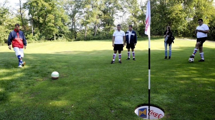 Hungarian Elected To Head International Footgolf Federation