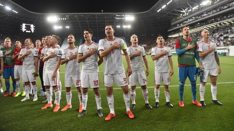 Video: Hungary Defeats Wales In Euro 2020 Qualifier