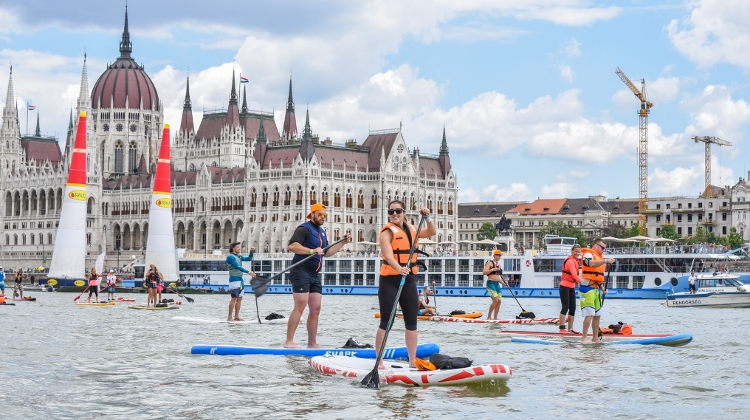'Budapest SUP 2019', 22 June