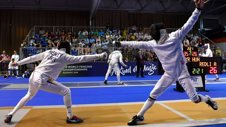 World Fencing Championships Officially Kick Off With Opening Ceremony In Budapest