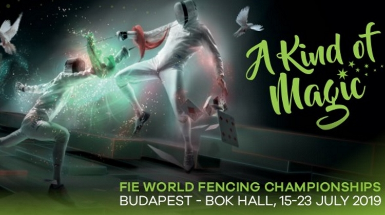 FIE World Fencing Championships In Budapest, Until 23 July