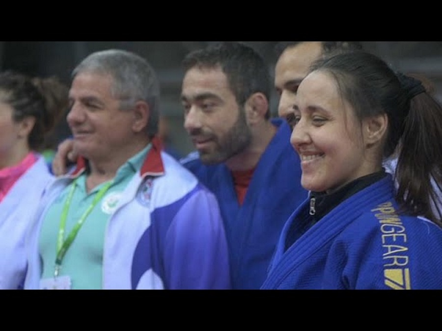 Video: Refugee Team Takes Part In Budapest Judo Grand Prix 2019