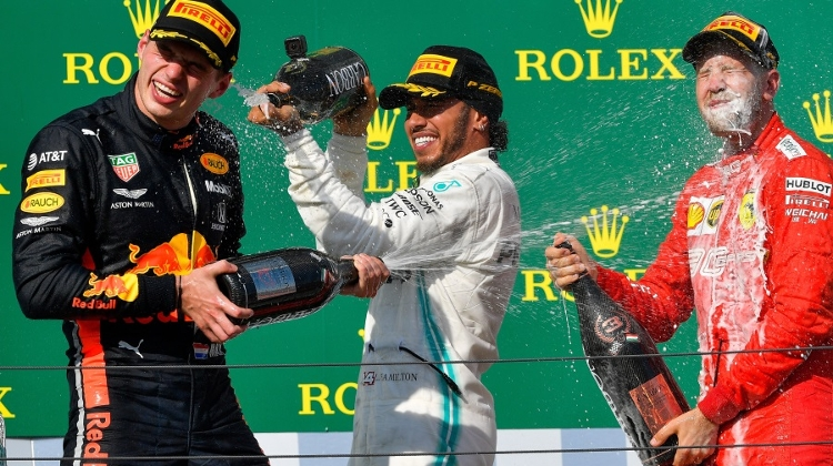 Video: Hamilton Takes Victory In Formula 1 Hungarian Grand Prix