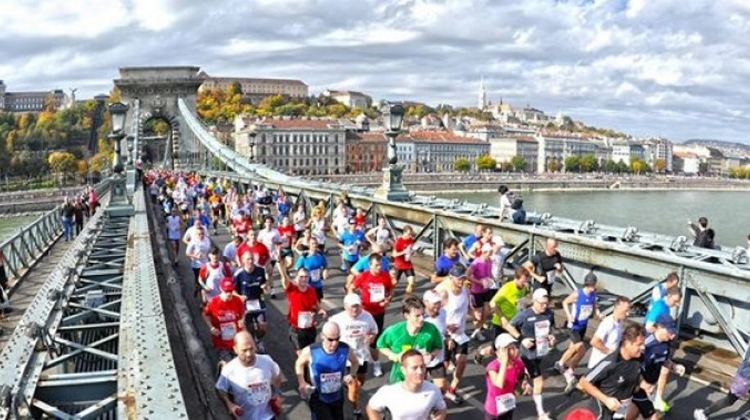 Coming Up: Budapest Half Marathon, 8 September