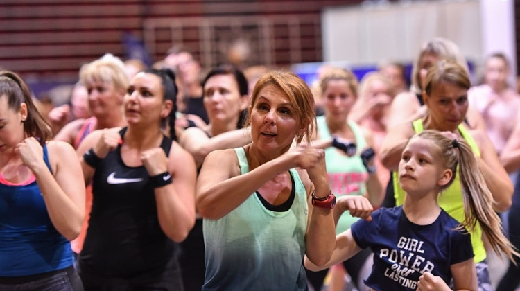 Free 'Fitbalance' Fitness & Lifestyle Expo, Budapest Arena, 13 October