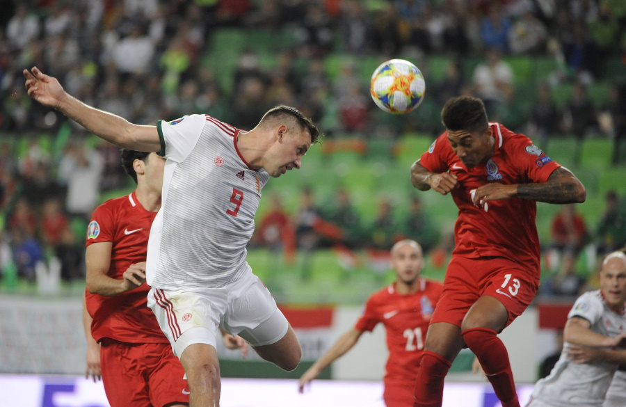 Video: Korhut Cracker Keeps Hungary's Euro 2020 Dream Alive