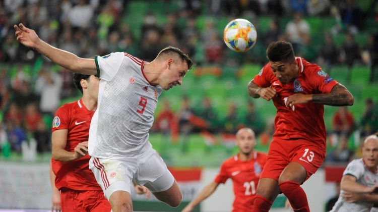 Korhut Cracker Keeps Hungary's Euro 2020 Dream Alive