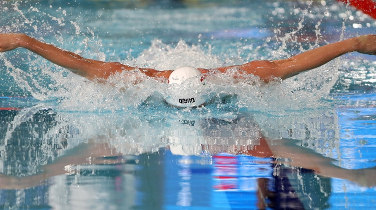 Hungary Wins Medals At European Short-Course Swimming Championships