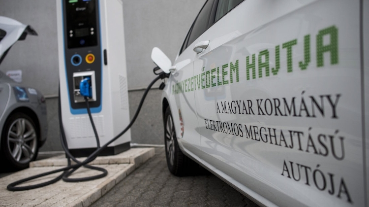 NKM Mobilitás To Install EV Charging Stations At Spar Stores