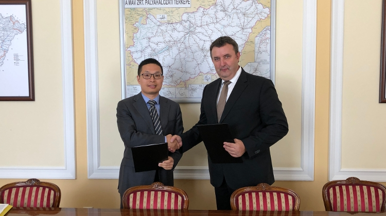 Hungary, Huawei Sign MoU Fleshing Out Cooperation