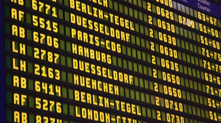 Eight Lufthansa Flights From Budapest Cancelled Due To German Strikes