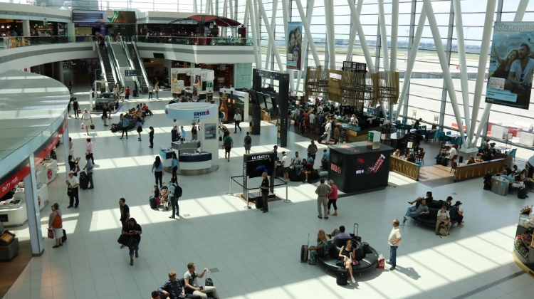 Budapest Airport Passenger Numbers Edge Close To 15 Million In 2018
