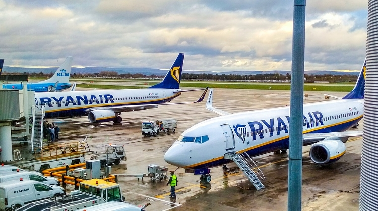 Ryanair To Launch Six New Flights From Budapest
