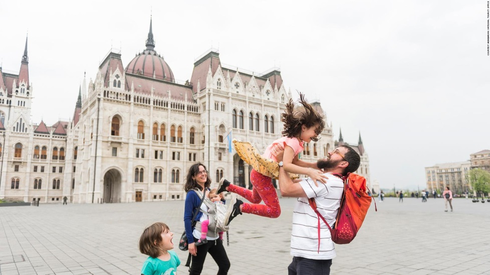 Budapest Among Top 10 Family-Friendly Destinations