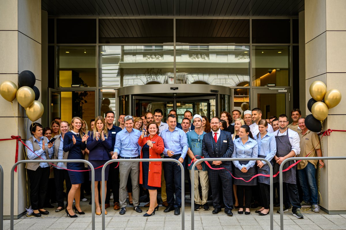 First Hilton Garden Inn Opened In Budapest
