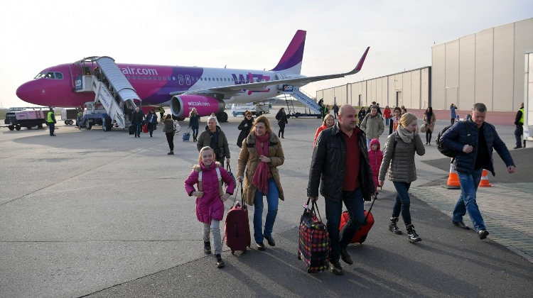 Wizz Air Hungary Pays HUF 250 Million In Compensation