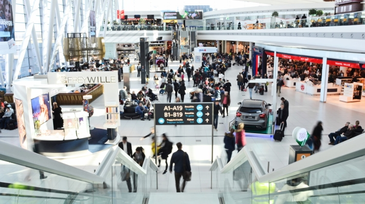 Budapest International Airport Handles 4.7 M Passengers In Q3