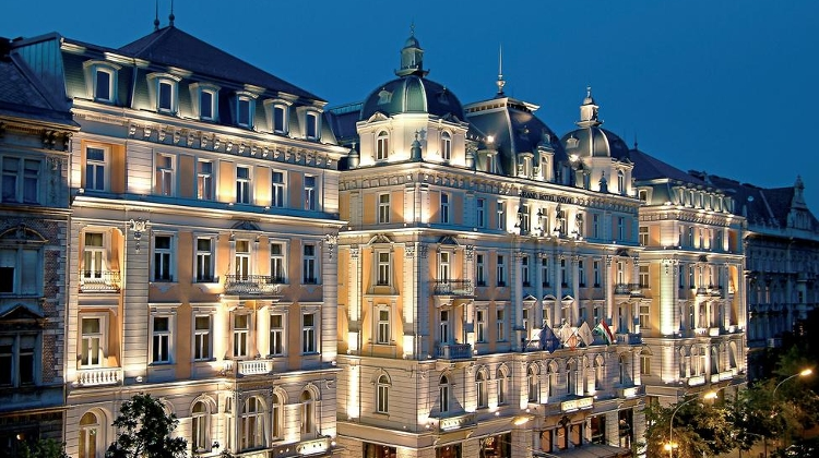 Four Hungarian Hotels Among Best In Region