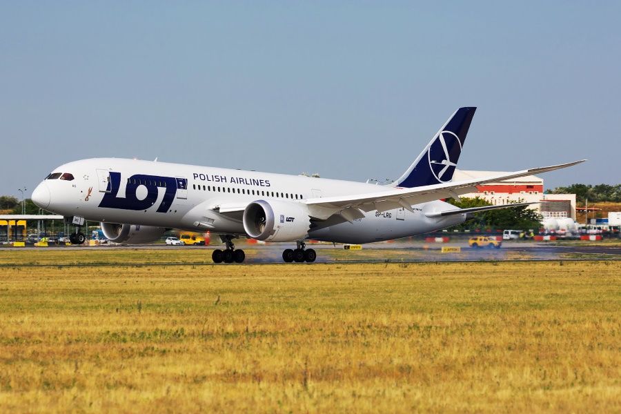 LOT Airlines To Increase Flights Between Budapest & New York