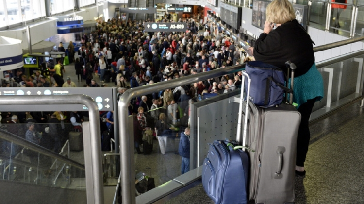Budapest Airport Passenger Numbers Pass 16 Million Mark