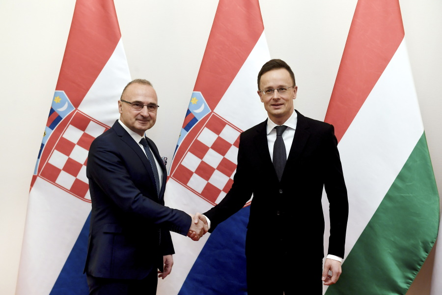 Hungary & Croatia Ties 'Excellent But Could Improve Further'
