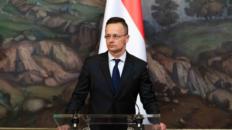Hungary's Gas Supplies Guaranteed For This Year Says FM Szijjártó
