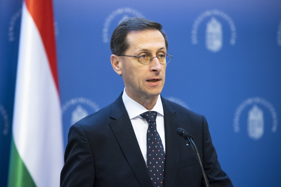 GDP Could Shrink By 5%, Says Hungarian Finance Minister