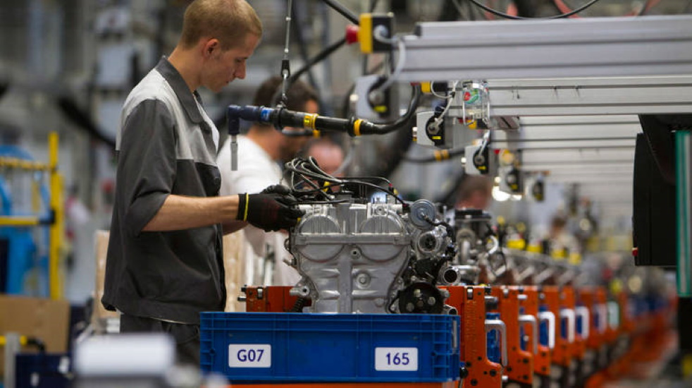 Opel Restarts Engine Production At Base In Westernmost Place Of Hungary