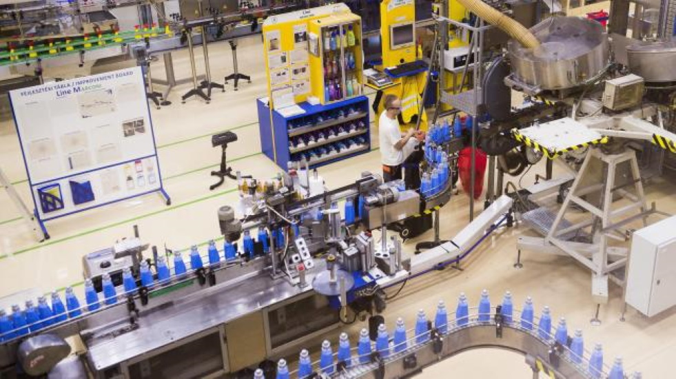 Video: Unilever Expands Strategic Plant In Eastern Hungary