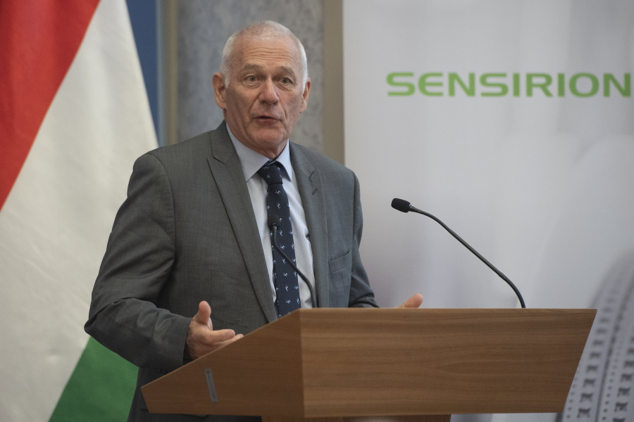 Switzerland's Sensirion To Set Up Plant In Hungary