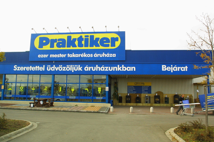 Lockdown Increased DIY, As Shown By Praktiker Hungary's 18% Revenue Growth