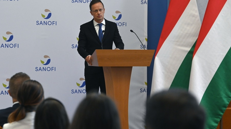 Sanofi To Expand Capacity For HUF 7 Billion In Hungary