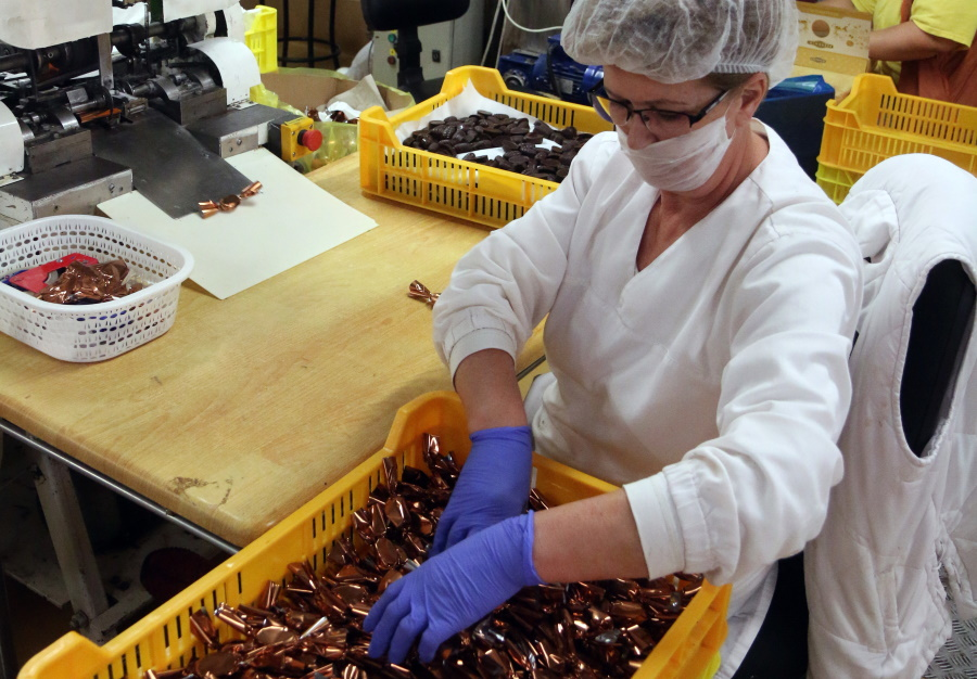 Hungary Providing HUF 282 Million Towards Expansion Of Szerencs Chocolate Factory