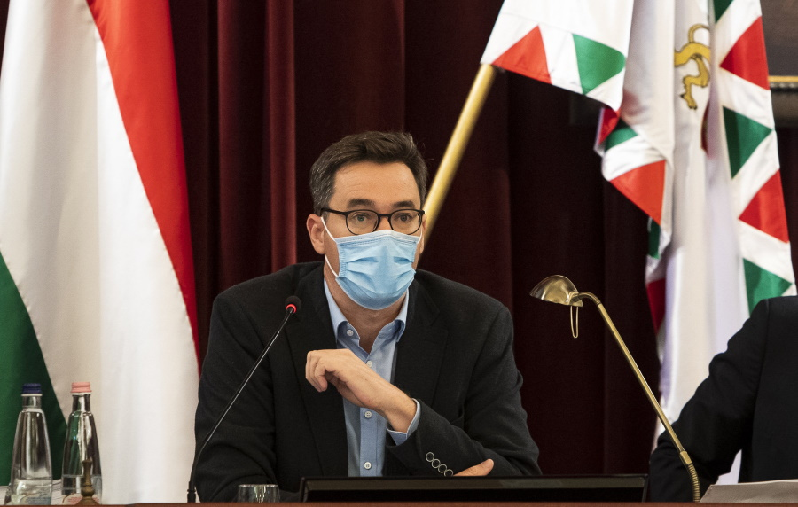 Coronavirus: Budapest Mulling 0.5% Business Tax For Recovery, Says Mayor