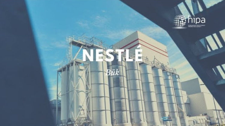 Video: Nestlé To Launch Largest-Scale Food Development In Hungary