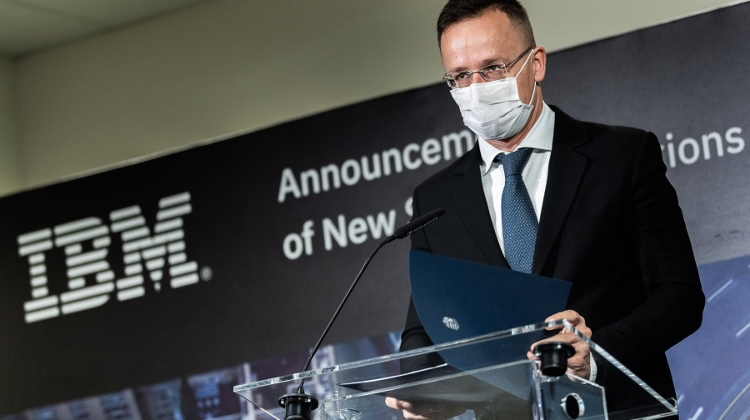 IBM To Invest HUF 3.5 Billion In IT Centre Development In Cenral Hungary