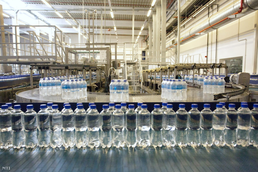 Coca-Cola Completes HUF 300 Million Mineral Water Production Investment