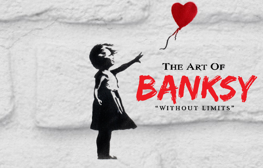 'Art Of Banksy' Coming To Budapest