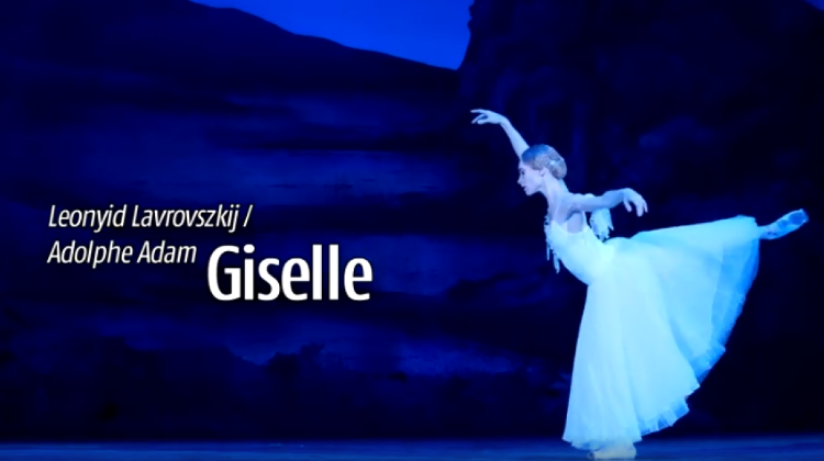 'Giselle' Ballet @ Erkel Theater, Now On Until 1 February