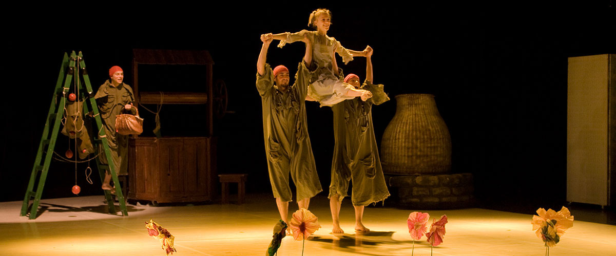 'Aunt Holle' Dance Play For Children @ National Dance Theatre, 23 February