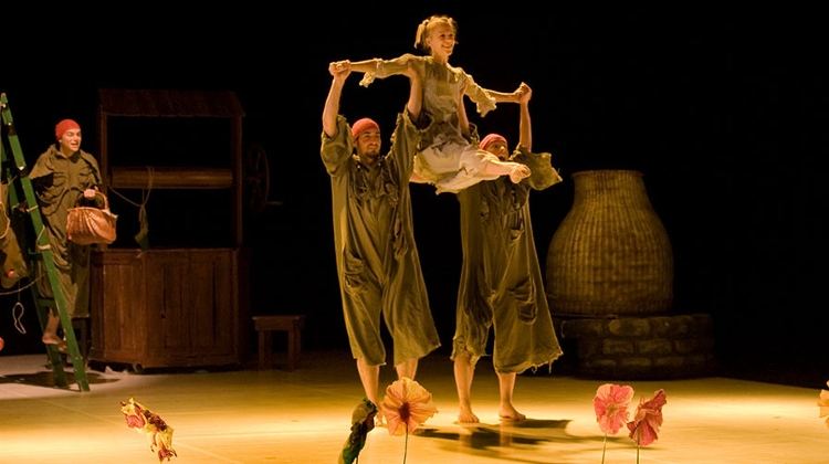 'Aunt Holle' Dance Play For Children @ National Dance Theatre, 29 January