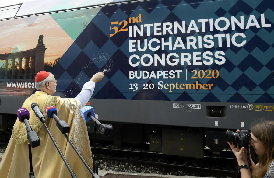Budapest International Eucharistic Congress Postponed