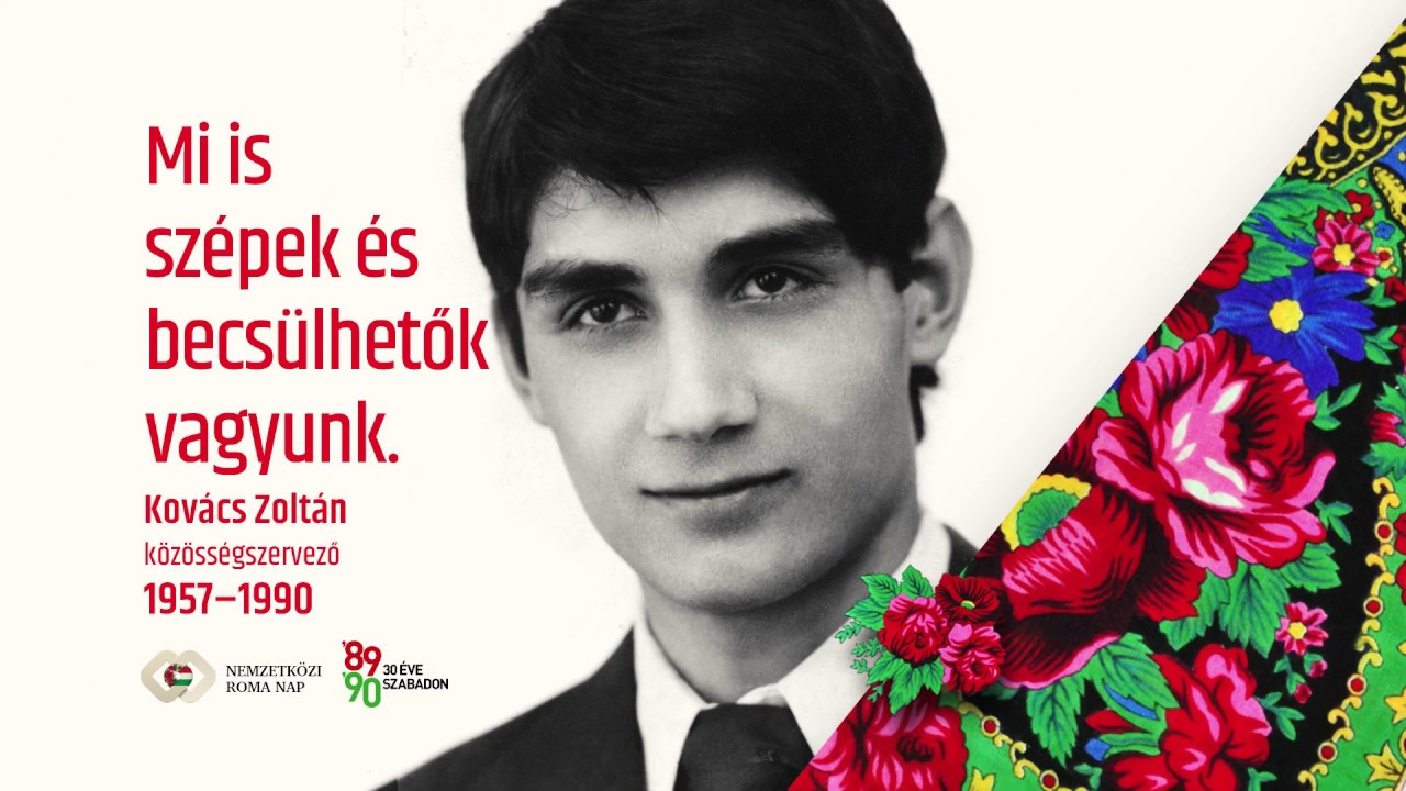 International Romani Day Marked In Hungary With 'Roma Heroes' Campaign