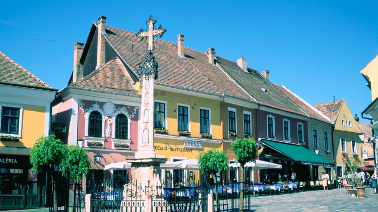 European Commission Awarded Szentendre European Heritage Label
