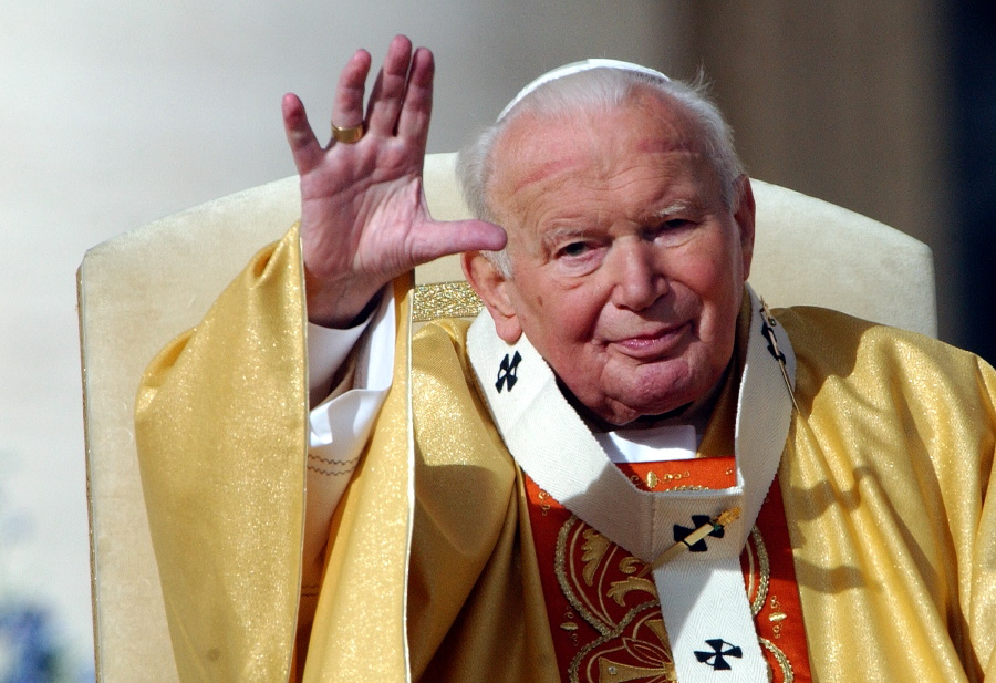 Pope John Paul II Still Highly Popular In Hungary, & All V4 Countries