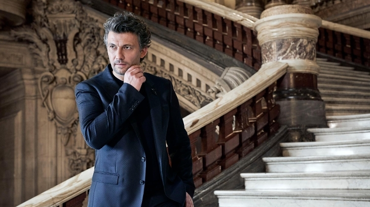 Park Inauguration With Jonas Kaufmann @ Eiffel Art Studios, 19 August