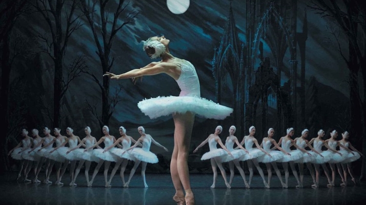 Swan Lake Ballet @ Erkel Theater, 30 October – 1 November