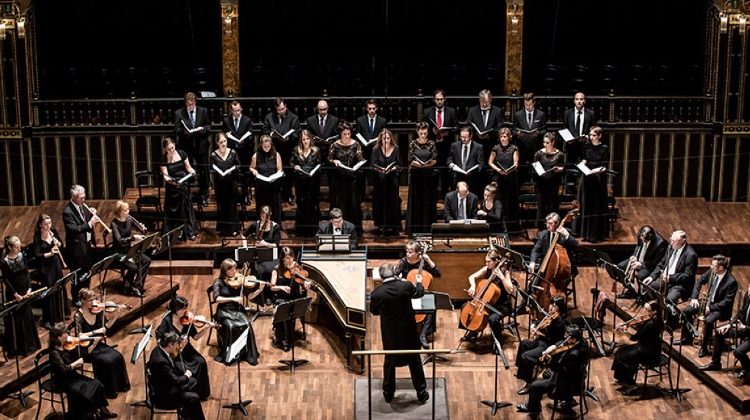 Online Concert In Budapest: Purcell Choir & Orfeo Orchestra, 24 November